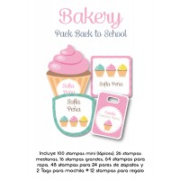 Pack Back to School Bakery