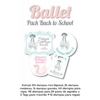 Pack Back to School Ballet