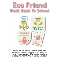 Pack Back to School Eco Friend