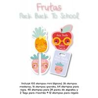 Pack Back to School Frutas