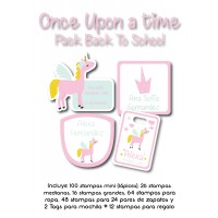 Pack Back to School Once Upon a Time