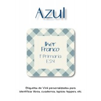 Pack School & Shoes Azul