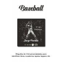 Escuela Vinil Baseball