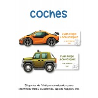 Pack Back to School Coches