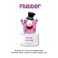 Pack Back to School Flubber