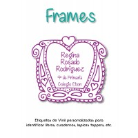 Pack Back to School Frames