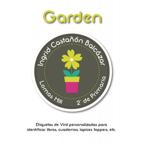 Pack Premium Ropa, Zapatos y Escuela Garden