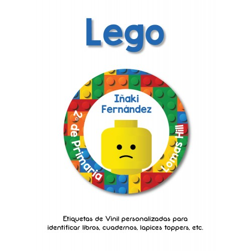 Pack School & Shoes Lego