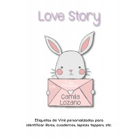 Pack School & Shoes Love Story