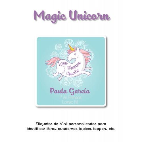 Pack School & Shoes Magic Unicorn