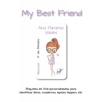 Pack Premium Ropa, Zapatos y Escuela My Best Friend