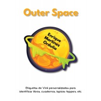Escuela Vinil Outer Space