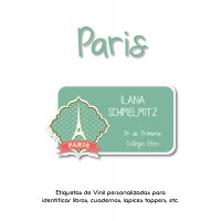 Pack Clothes & School Paris