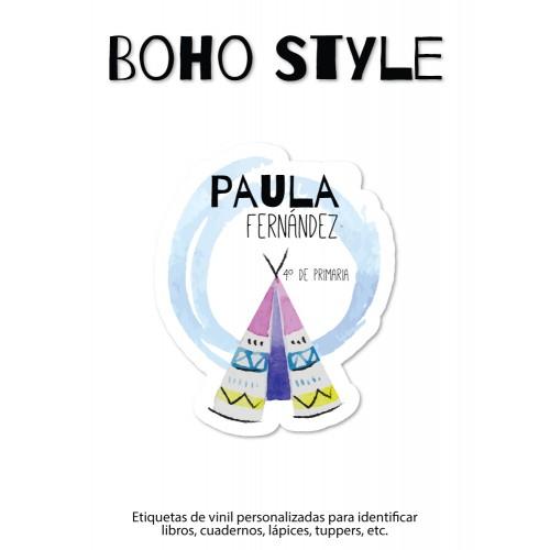 Pack Premium Ropa, Zapatos y Escuela Boho Style
