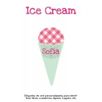 Escuela Vinil Ice Cream