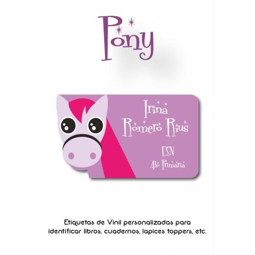 Pack Premium Ropa, Zapatos y Escuela Pony