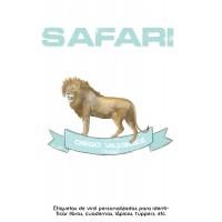 Escuela Vinil Safari