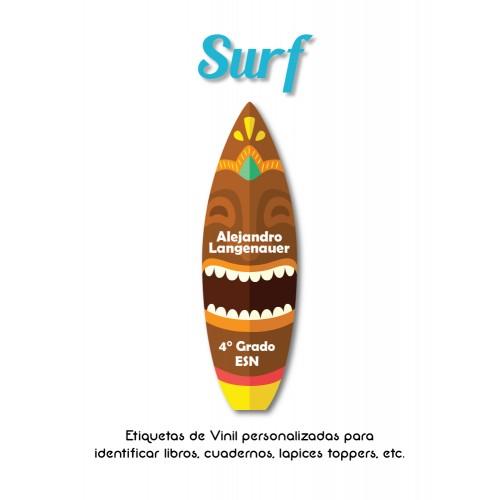 Pack Premium Ropa, Zapatos y Escuela Surf