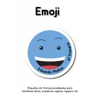 Escuela Vinil Emoji