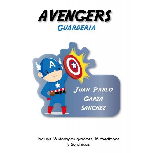 Guardería Avengers