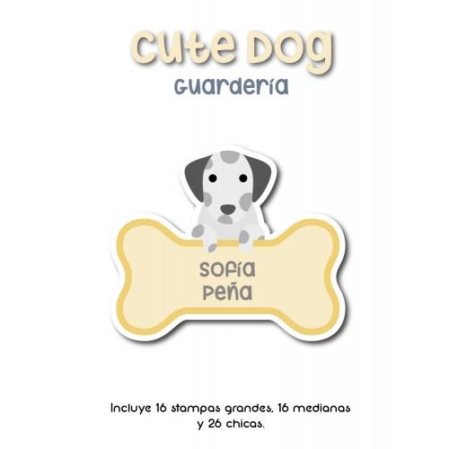 Guardería Cute Dog