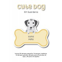 Kit Guardería Cute Dog