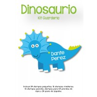 Kit Guardería Dinosaurios
