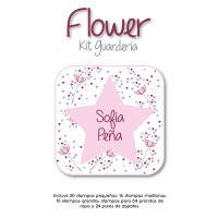 Kit Guardería Flower