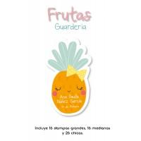 Guardería Frutas