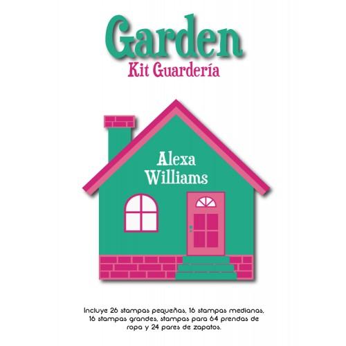 Kit Guardería Garden