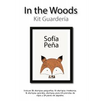 Kit Guardería In the Woods