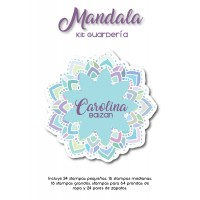 Kit Guardería Mandala