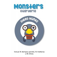 Guardería Monster