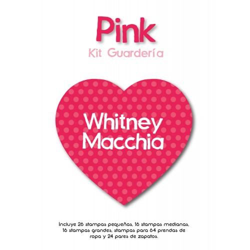 Kit Guardería Pink