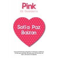 Kit Guardería Pink