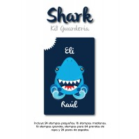 Kit Guardería Shark
