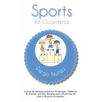 Kit Guardería Sports