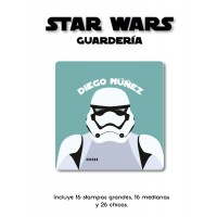 Guardería Star Wars