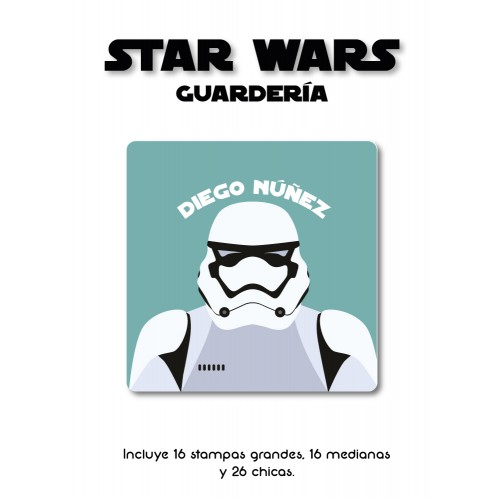 Guardería Star Wars