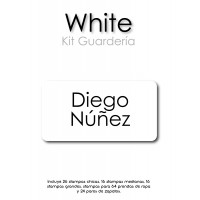 Kit Guardería White