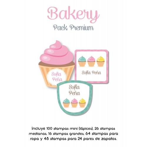 Pack Premium Ropa, Zapatos y Escuela Bakery