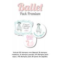 Pack Premium Ropa, Zapatos y Escuela Ballet