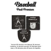 Pack Premium Ropa, Zapatos y Escuela Baseball