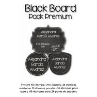 Pack Premium Ropa, Zapatos y Escuela Blackboard