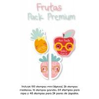 Pack Premium Ropa, Zapatos y Escuela Frutas