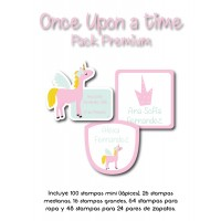 Pack Premium Ropa, Zapatos y Escuela Once Upon a Time