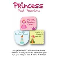Pack Premium Ropa, Zapatos y Escuela Princess