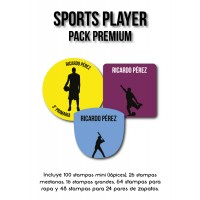 Pack Premium Ropa, Zapatos y Escuela Sports Player