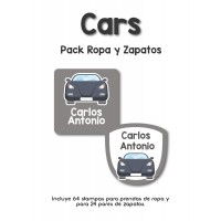 Pack Clothes & Shoes Cars