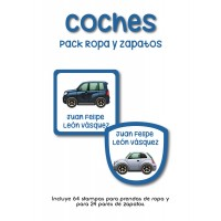 Pack Clothes & Shoes Coches